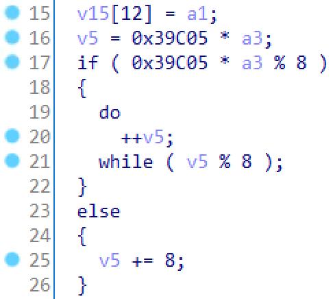 読み込むデータのオフセットの計算式