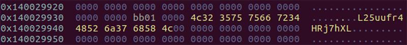 GreetCakeにハードコードされたRS4キー